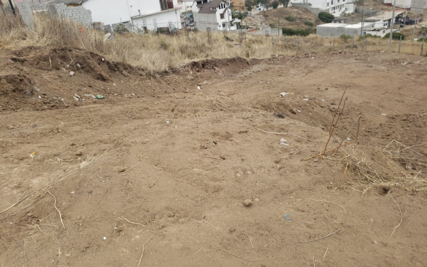 Terreno en colinas de Aragon