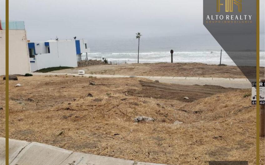 Terreno en Plaza del Mar Rosarito B.C.