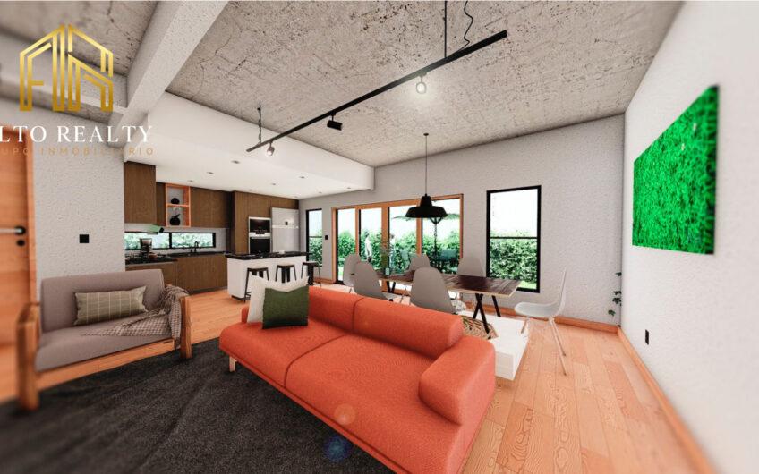 Casa nueva en Lomas de Rosarito